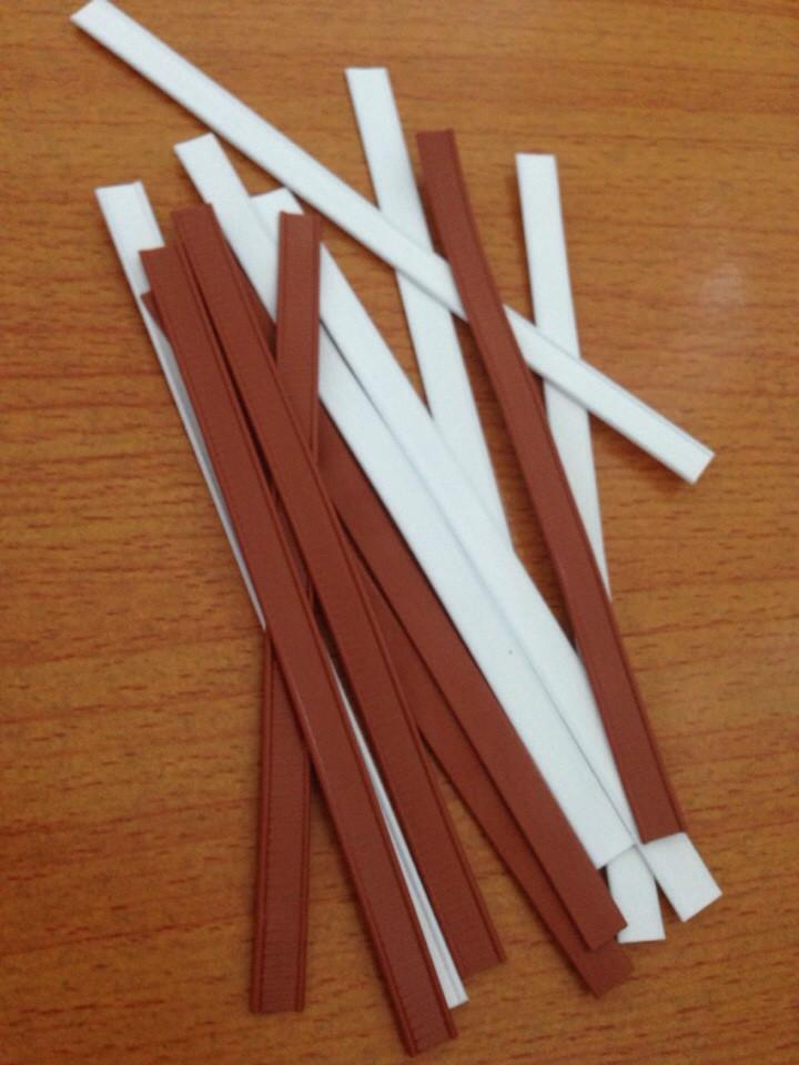 Ngoài 3 màu chính, quý khách cũng có thể đặt hàng màu nẹp giấy theo yêu cầu