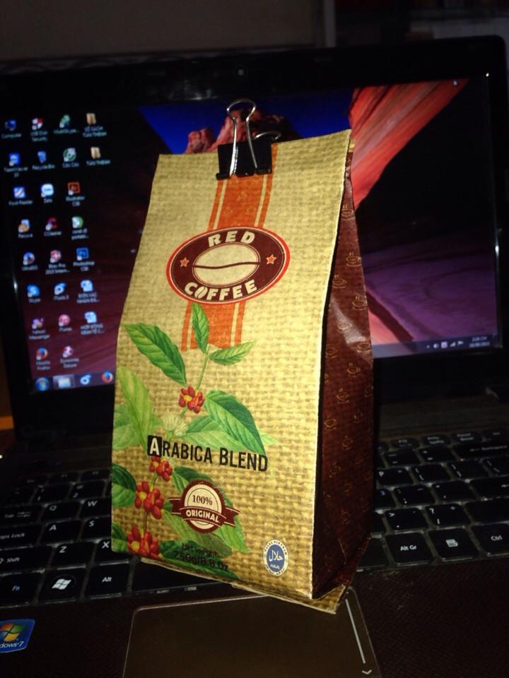 Tân Thịnh, Coffee , Cà phê, cafe, túi giấy kraft, cà phê giấy, Packaging, Branding, Design, Printing, In Ấn, Thiết Kế, Quảng Cáo, Bao bì giấy