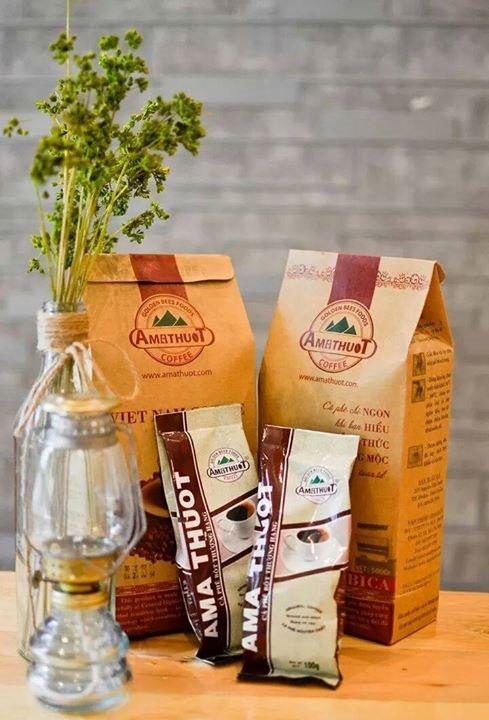 In ấnTân Thịnh chuyên thiết kế và in ấn các loại: in túi Cà phê, cafe, túi giấy kraft, cà phê giấy