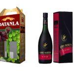 In hộp rượu giá rẻ
