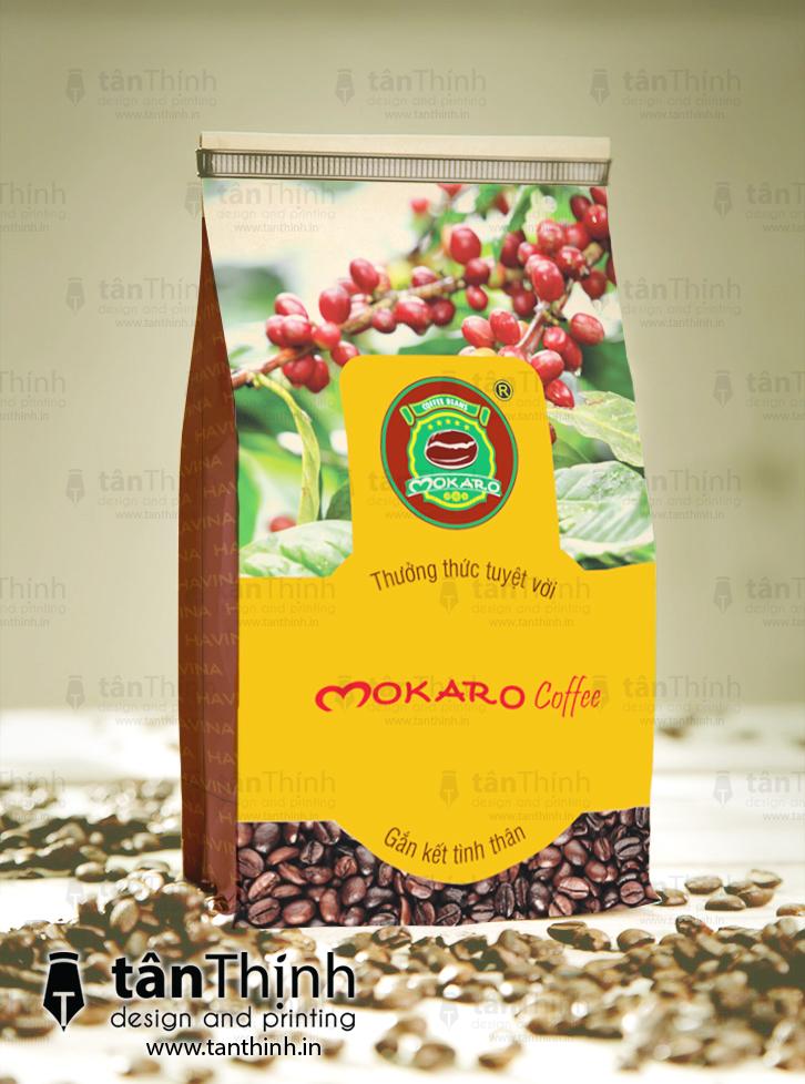 mockup coffee Mokaro